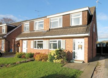 Thumbnail 3 bed property for sale in Heron Close, Knutsford