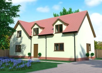 Thumbnail 3 bed detached house for sale in Clewers Lane, Waltham Chase, Southampton, Hampshire