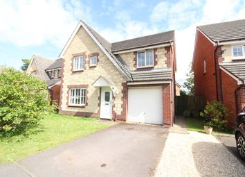 4 bed detached house for sale in Yew Tree Rise, Rogiet, Caldicot NP26