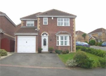 Thumbnail 4 bed detached house to rent in Blenheim Rise, Worksop, Nottinghamshire