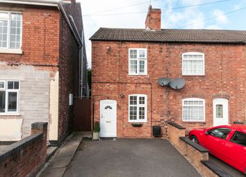 Thumbnail 2 bed end terrace house for sale in Hough Hill, Swannington, Coalville
