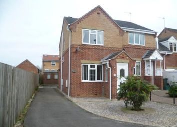 Thumbnail 2 bed semi-detached house to rent in George Cartwright Close, Norton, Malton