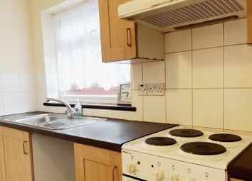 Thumbnail 1 bed flat to rent in Leighton Road, Bush Hill Park, Enfield