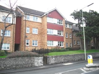 Thumbnail Block of flats to rent in Park Place, Park Street, Bridgend
