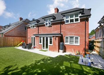 Thumbnail 4 bedroom detached house for sale in Lower Parkstone, Poole, Dorset