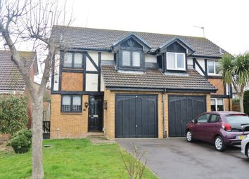 Thumbnail 2 bed semi-detached house for sale in Ratby Close, Lower Earley, Reading