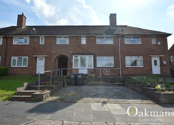 Thumbnail 3 bed terraced house for sale in Millmead Road, Birmingham, West Midlands.