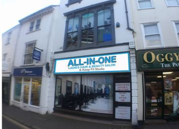 Thumbnail Commercial property to let in Fore Street, Bodmin