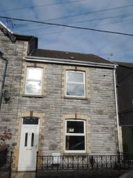 Thumbnail 3 bed end terrace house to rent in School Street, Pontyclun