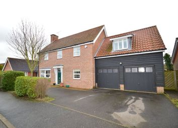 Thumbnail 5 bedroom detached house for sale in Mill Lane, Elmsett, Ipswich