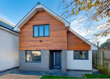Thumbnail 4 bed detached house for sale in Rectory Road, Niton, Ventnor