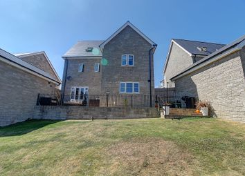 Thumbnail 5 bed detached house for sale in Trelowen Drive, Penryn