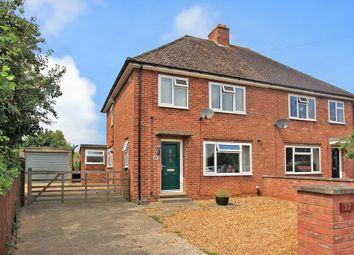 Thumbnail 3 bedroom semi-detached house for sale in Orchard Close, Cottenham, Cambridge