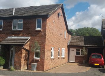 Thumbnail 4 bed semi-detached house for sale in Lagonda Close, Newport Pagnell