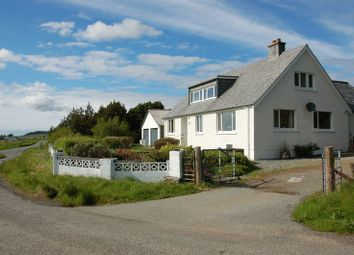 Thumbnail 7 bed property for sale in Borve, Portree