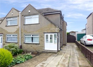 Thumbnail 3 bed semi-detached house for sale in Canford Drive, Allerton, Bradford, West Yorkshire