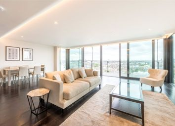Thumbnail 2 bedroom flat to rent in Merano Residences, 30 Albert Embankment, Albert Embankment, London