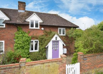 Thumbnail 2 bedroom semi-detached house for sale in Gore Hill, Amersham