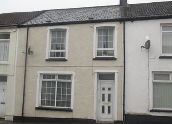 Thumbnail 3 bed terraced house for sale in High Street, Rhymney, Tredegar