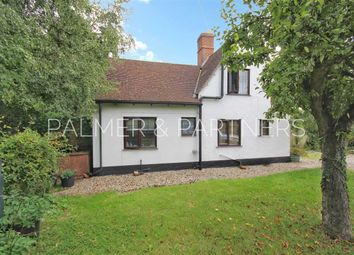 Thumbnail 2 bed cottage for sale in Fenn Farm Cottage, Great Henny, Sudbury