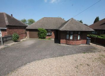 Thumbnail 3 bed detached bungalow for sale in Heath Lane, Earl Shilton, Leicester