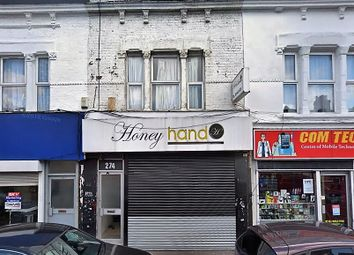 Thumbnail Commercial property for sale in High Road Leytonstone, London