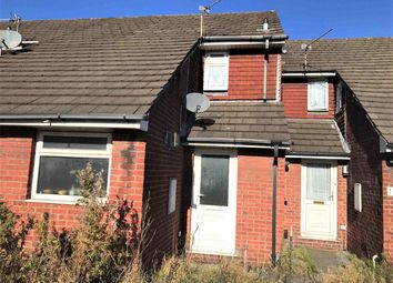 Thumbnail 1 bed terraced house for sale in Leckwith Road, Cardiff