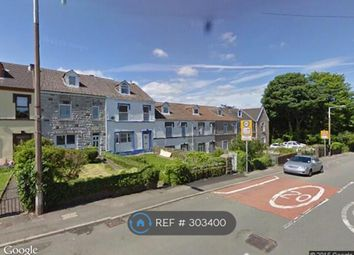 Thumbnail 1 bed flat to rent in Attic, Neath