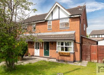 Thumbnail 3 bed semi-detached house for sale in The Brambles, Coppull