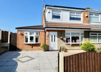Thumbnail 3 bed semi-detached house for sale in Mill Lane, Sutton Leach, St. Helens