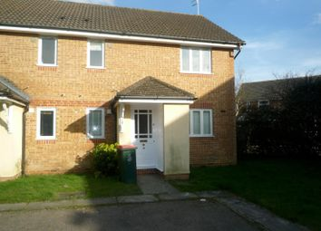Thumbnail 1 bedroom maisonette to rent in Wheeler Road, Maidenbower, Crawley