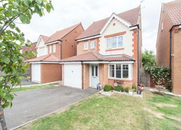 Thumbnail 4 bed detached house for sale in Bluebell Way, Hartlepool