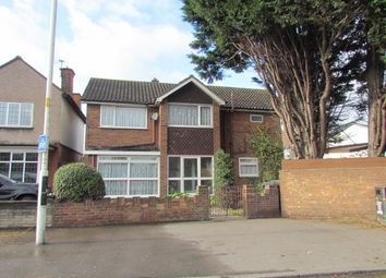 Thumbnail 4 bedroom detached house for sale in Whalebone Lane North, Chadwell Heath, Romford