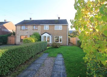 Thumbnail 3 bed semi-detached house for sale in Fishers Lane, Pensby, Wirral