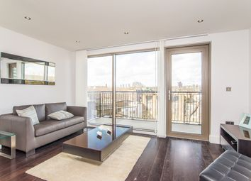 Thumbnail 1 bed flat to rent in Regent Canalside, Camden Road, Camden Town