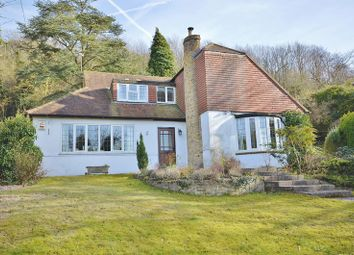 Thumbnail 4 bed bungalow for sale in Westfields, Whiteleaf, Princes Risborough