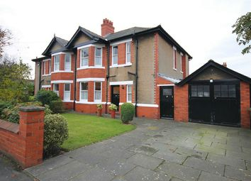 Thumbnail 3 bed semi-detached house for sale in Heath Road, Penketh, Warrington
