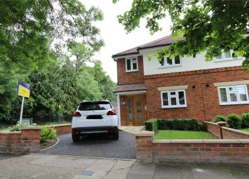 Thumbnail 3 bed semi-detached house to rent in Howberry Road, Edgware