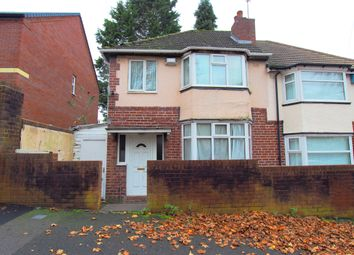 Thumbnail 3 bed end terrace house for sale in North Street, Smethwick