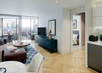 Thumbnail 1 bed flat for sale in Southwark Bridge Road, London