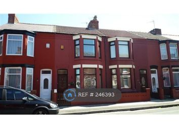 Thumbnail 3 bed terraced house to rent in Royton Road, Liverpool