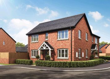 Thumbnail 3 bed semi-detached house for sale in Guilsborough Road, Eye, Peterborough