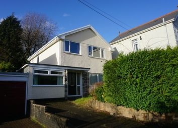Thumbnail 3 bed detached house for sale in Cwmfferws Road, Tycroes, Ammanford