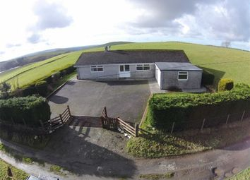 Thumbnail 3 bed bungalow for sale in Trisant, Aberystwyth, Ceredigion