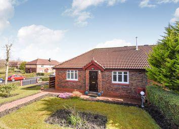 Thumbnail 2 bedroom semi-detached bungalow for sale in Hollowglen Road, Glasgow