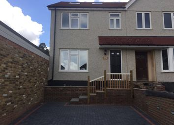Thumbnail 4 bed terraced house to rent in Conisborough Crescent, Catford