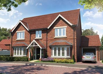 "Thumbnail 4 bed detached house for sale in ""The Taymore"" at Gravel Lane, Drayton, Abingdon"