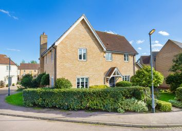 Thumbnail 4 bed detached house for sale in Headlands, Fenstanton, Huntingdon
