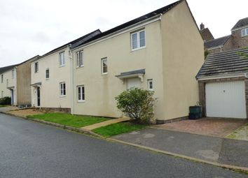 Thumbnail 3 bed semi-detached house for sale in Ball Meadow, Okehampton