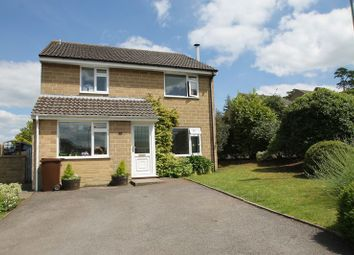 Thumbnail 5 bed detached house for sale in Wood Close, Wells